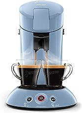 Philips Senseo Kaffeepadmaschine (Crema Plus, Kaffeestärkewahl)