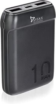 SYSKA P1016B Power Pocket 100 10000 mAh (Black)