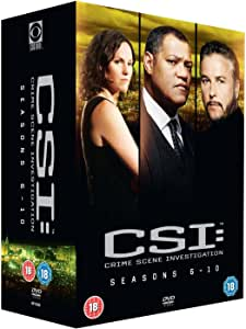 csi york complete season dvd zavvi