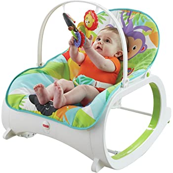 580289b94 Fisher-Price Infant to Toddler Rocker  Amazon.co.uk  Baby