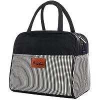winmax Sac Repas Lunch Bag Sac à Déjeuner Sac Fraîcheur Portable Isotherme Grande Capacité pour l'école et Le Travail et…