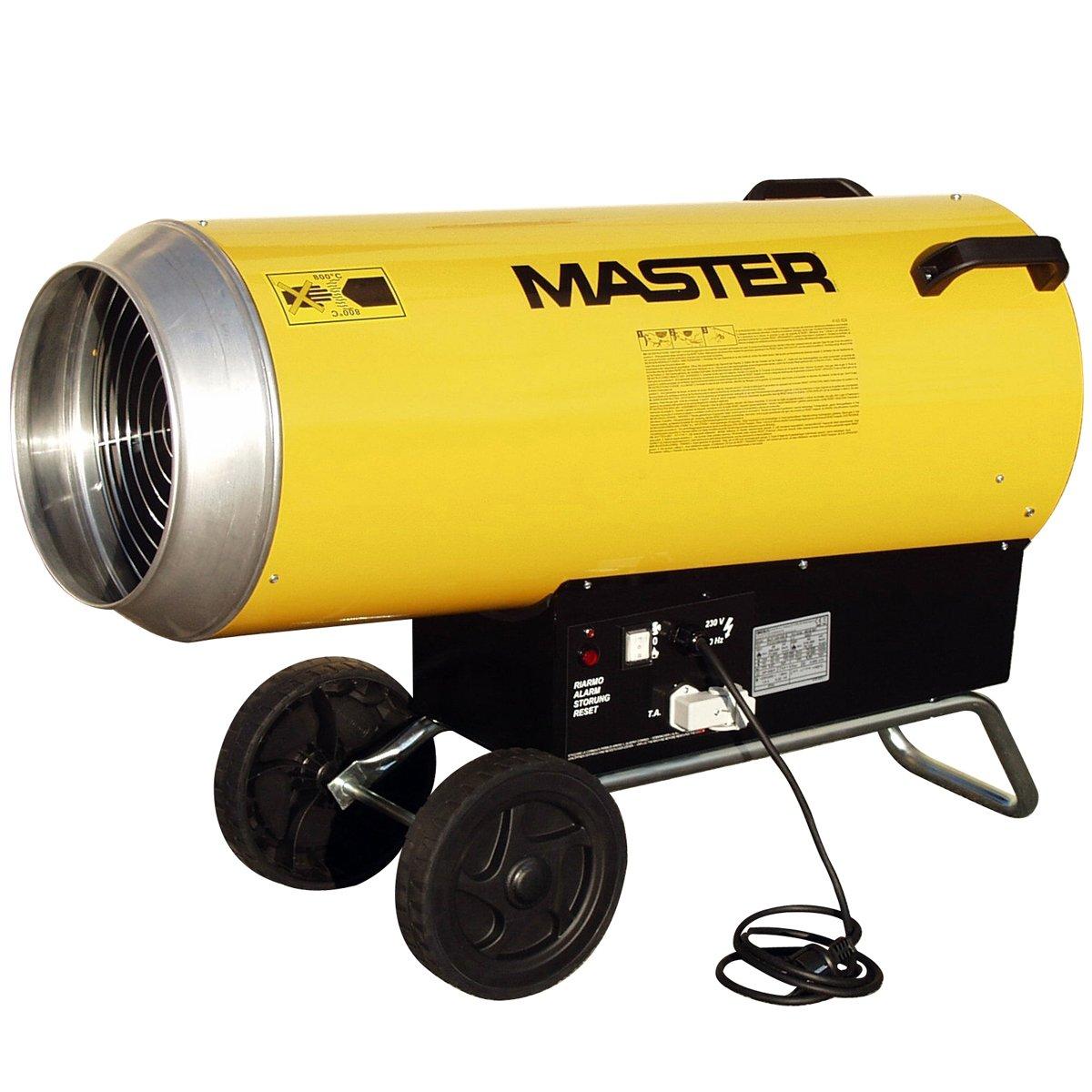 Master Generatore aria calda a gas BLP 103 ET