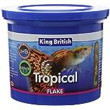 King British Tropical Flake Food, 200 g