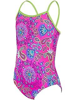 Zoggs Wunderlust Girls Yaroomba Swimsuit
