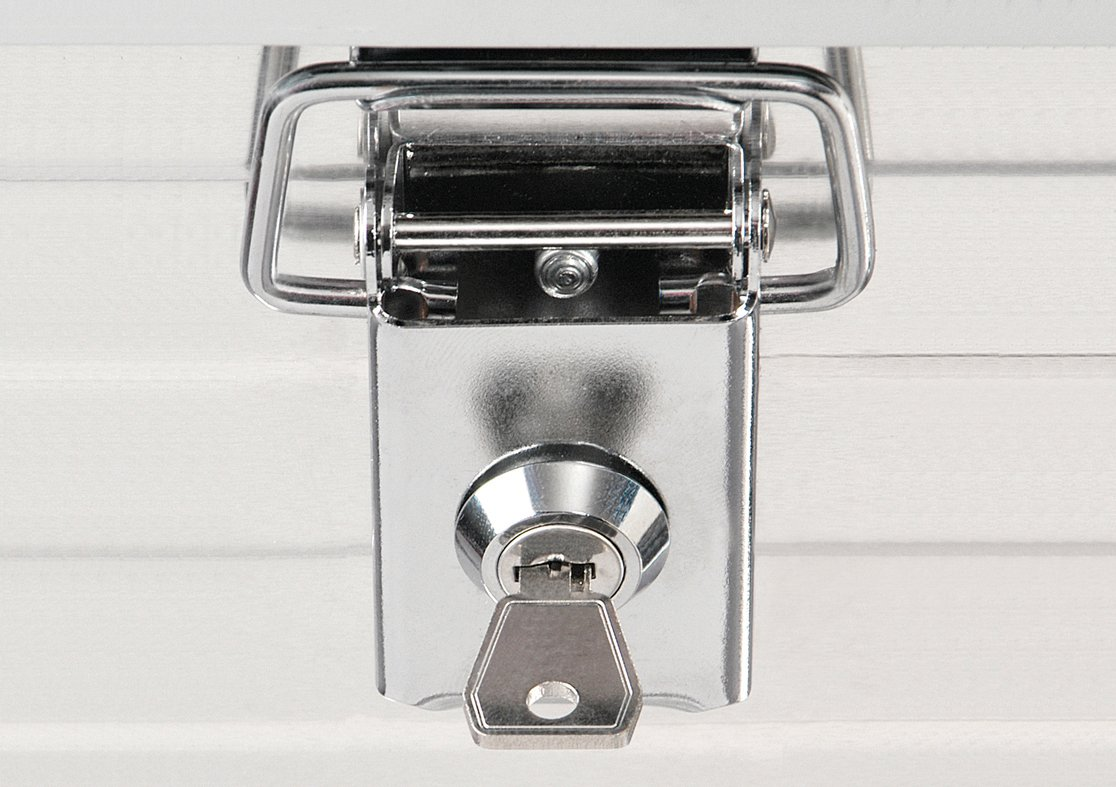 Enders  Aluminiumbox TORONTO 29 l, 3888