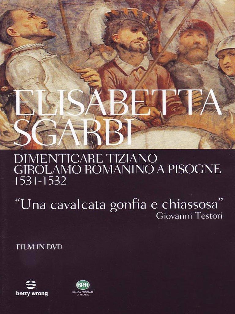 Dimenticare Tiziano Girolamo Romanino a Pisogne
