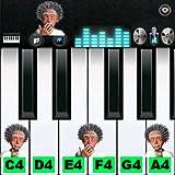 Lustige Fart Piano - Einstein