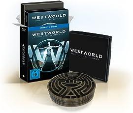 Westworld Staffel 1: Das Labyrinth als Ultimate Collector's Edition (Limited Edition) [Blu-ray]