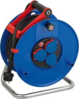 Hedi Kunststoff-kabeltrommel Professional Plus 320 40 M Neopren-gummi-leitung 3 Baugewerbe