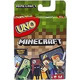Mattel FPD61 Uno Minecraft Gra Karciana