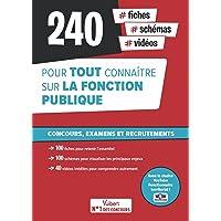 Fonction publique : 240 fiches, schémas et vidéos pour tout connaître - Avec la chaîne YouTube Fonctionnaire territorial…