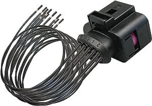 Stecker Oem 1j0973715 Reparatursatz 10 Pol Kabelsatz Buchse 1j0 973 715 Elektrik Auto