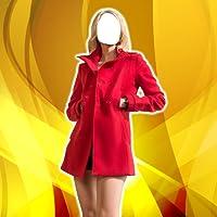 Girl Jacket-Foto-Montage