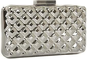 Love Moschino Borsa borsetta pochette donna a mano o tracolla articolo JC4113PP15LV METAL