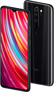 Xiaomi Redmi Note 8 Pro Dual SIM - 6GB RAM, 128GB, 4G LTE, International Version - Grey