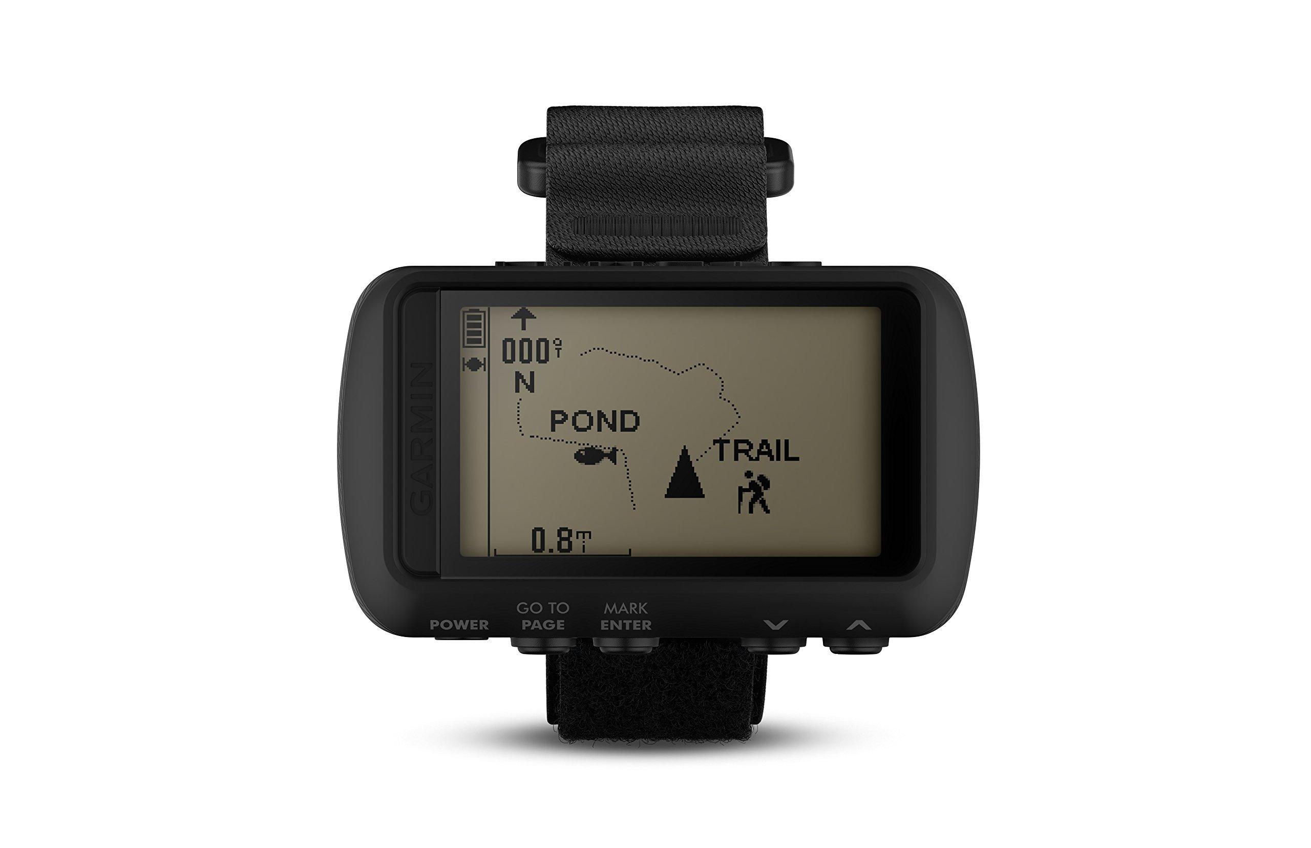 Thames Garmin Foretrex 701 Ballistic Edition, GPS, WW 3