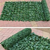 Catral Extendable Trellis with Leaves and Buds 0.50x1.50 green
