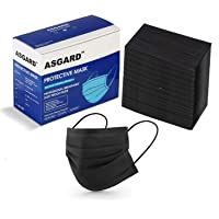 ASGARD Certified 3 Layer Protective Face Mask with NOSE CLIP, Bacterial Filtration Efficiency(BFE) 98.5%, Particle…