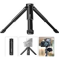 Stativkamera Kompatibel mit Canon / ZV1 für Sony / Nikon DSLR, ausziehbare Stativkamera Camcorder Stativ Einbeinstativ…
