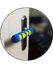 Safe-O-Kid - Pack of 4 - Fit-All High Density Door Handle Sleeve