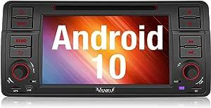 Vanku Android 10 Autoradio Für Bmw 3er E46 Radio Mit Elektronik