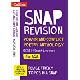 AQA Poetry Anthology Power and Conflict Revision Guide: Ideal for home learning, 2021 assessments and 2022 exams…