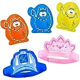 5 x Ice Packs für Kinder, Sofortigen Schmerzlinderung: Kältekompressen für Kinder, Kleinkinder & Babys. Ideal bei Prellungen, Verstauchungen & anderen Auas! Beste wiederverwendbare Kinder Eisbeutel