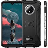 OUKITEL WP8 Pro Telefono Móvil Libre Resistente, Octa-Core Android 10 4G Impermeable IP68 Robusto Smartphone, 4+64GB 6.49'' H