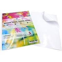 Evergreen Goods Ltd Foto-100 feuilles de papier pour impression de résolution d'image Blanc Format A4