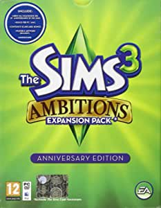 The Sims 3 Ambitions Anniversary Ed