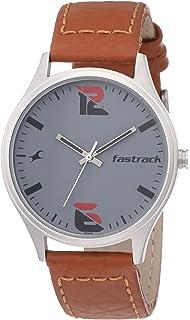 Fastrack Analog Grey men Watch 3229SL01 / 3229SL01