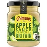 Colman's Bramley Apple Sauce, 155 ml, Pack of 8