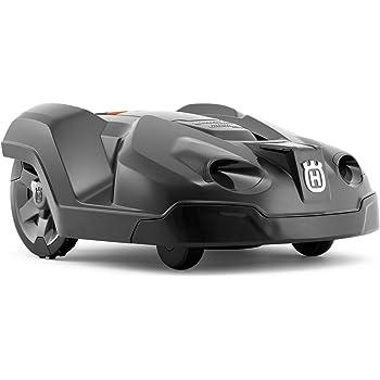Husqvarna Automower 430X | Modèle 2018 | Robot tondeuse intelligent et fiable pour une grande surface de pelouse allant jusqu' à 3200m²