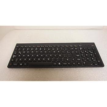 cc3e0f56df1 Original OEM Lenovo SK-8861 SK8861 Ultraslim PC Black Wireless Keyboard