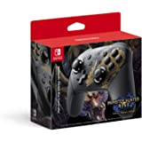 Nintendo Switch Pro Controller Monster Hunter Rise Edition - Switch