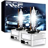 RCP D3S/ D3R 35W 4300K Xenon HID Replacement Bulb Factory White Warm White Metal Stents Base 12V Car Headlight Lamps Head Lig