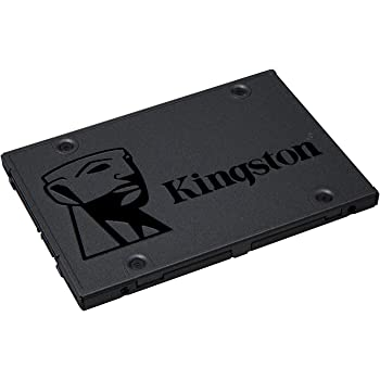 """Kingston SSD A400 - Disco duro sólido de 240 GB (2.5"""", SATA 3)"""
