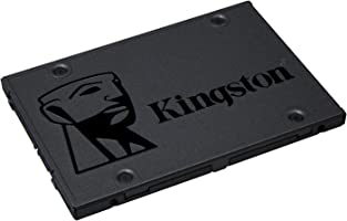 "Kingston SSD A400 - Disco duro sólido de 240 GB (2.5"", SATA 3)"