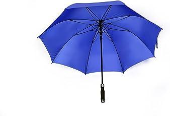 Shroff's Anchor Automatic Open Large Blue Umbrella