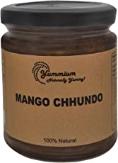 Yummium 100% Natural Mango Chunda (Aam Chunda)
