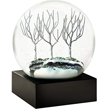 CoolSnowGlobes Winter Cool Snow Globe