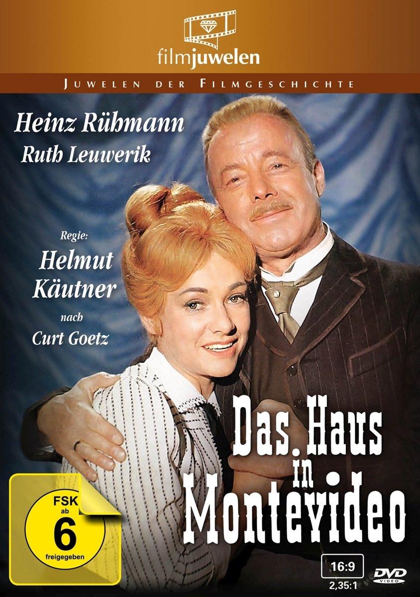 Das Haus in Montevideo - mit Heinz Rühmann (Filmjuwelen) [Edizione: Germania]