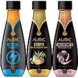 Auric Wellness Combo Kit (Pack Of 6)