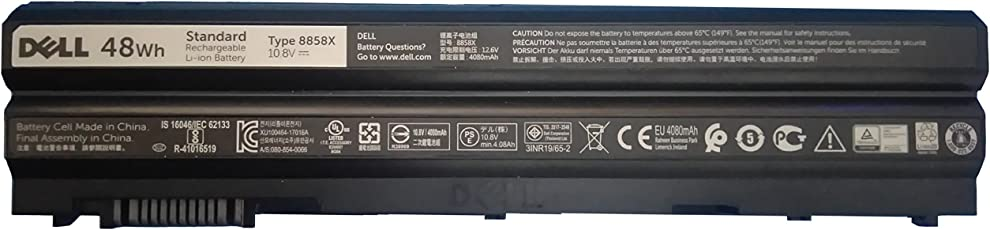 DELL 911MD 6-Cell Original Battery for Inspiron and Vostro Laptops