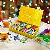 Lipton Thee Selectie Geschenkdoos, Thee & Kruideninfusie, Perfect geschenk voor haar, voor hem, Verjaardagscadeau, Kerstcadea
