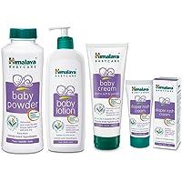 Himalaya Baby Care Baby Grooming Kit, Large with Free Diaper Rash Cream, 50g