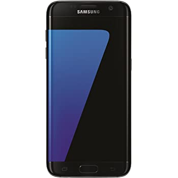 Samsung Galaxy S7 EDGE Smartphone (5,5 Zoll (13,9 cm) Touch-Display, 32GB interner Speicher, Android OS) schwarz