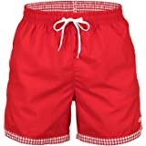 Zagano 5113 Zwembroek voor heren en jongens, met zonbescherming, stijlvol nylon herenshorts, zwemmen, vrije tijd, watersport,