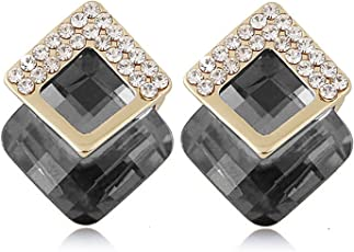 YouBella Fashion Jewellery Valentine Special Stylish Fancy Party Wear Earrings for Girls and Women