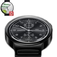IWC Chronograph Watch Face Android Wear